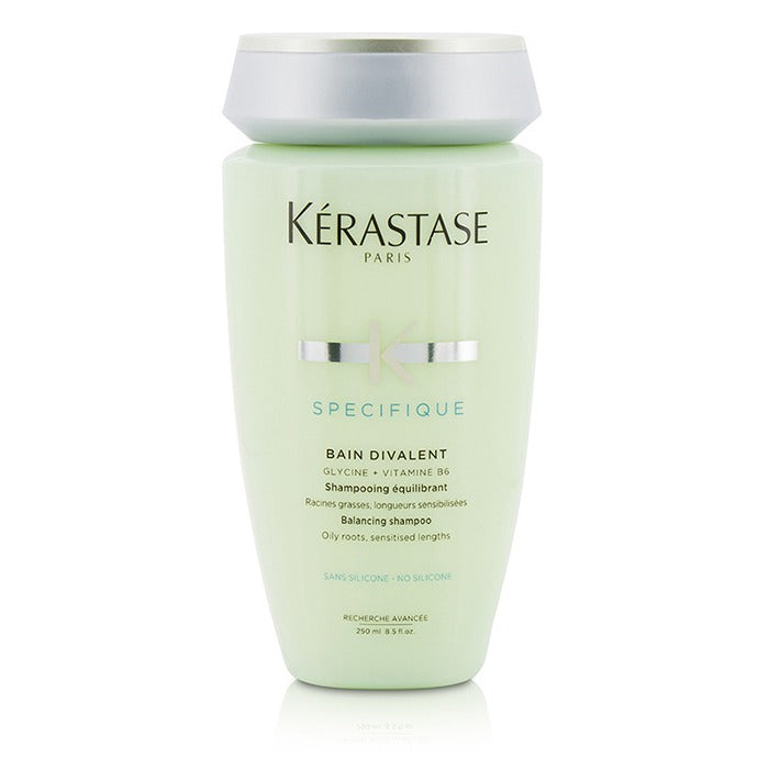 Kerastase Specifique Bain Divalent Balancing Shampoo (Oily Roots, Sensitised Lengths) 250ml