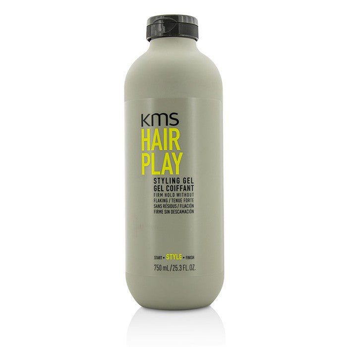 KMS California Hair Play Styling Gel (Firm Hold Without Flaking) 137004 750ml