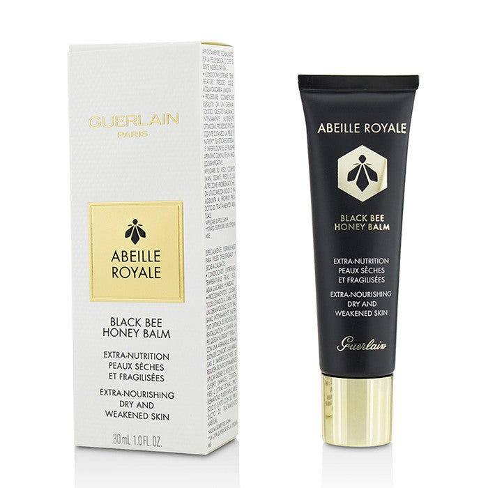 Guerlain Abeille Royale Black Bee Honey Balm (Extra-Nourishing) - Dry & Weakened Skin 30ml