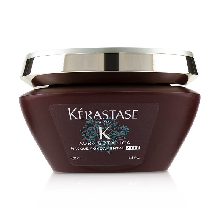 Kerastase Aura Botanica Masque Fondamental Riche (Dry Hair) 200ml