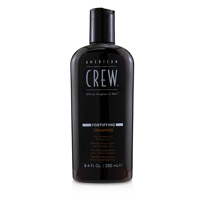 American Crew Men Fortifying Shampoo (Daily Shampoo For Thinning Hair) 250ml