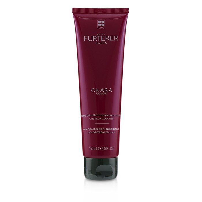 Rene Furterer Okara Color Color Radiance Ritual Color Protection Conditioner (Color-Treated Hair) 150ml