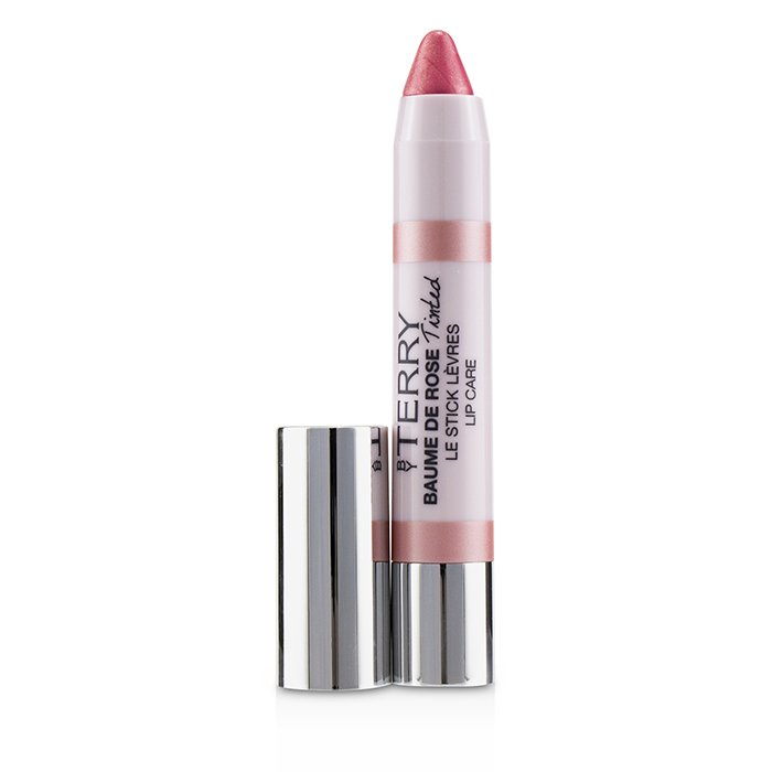 By Terry Baume De Rose Tinted Lip Care - # 1 Candy Rose 2.3g