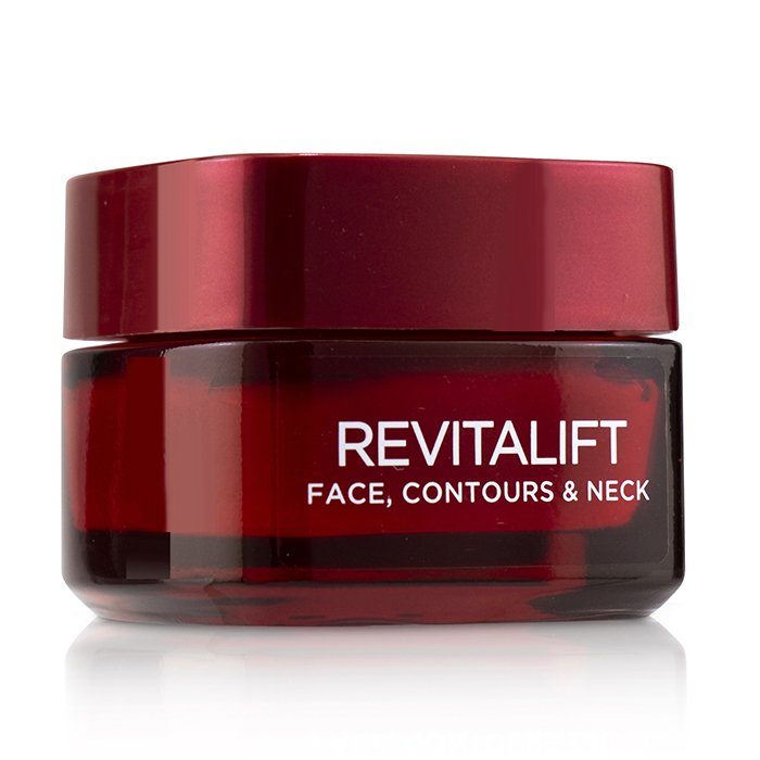 L'Oreal Revitalift Face, Contours & Neck Moisturizing Cream 50ml