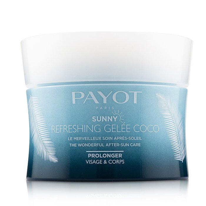 Payot Sunny Refreshing Gelee Coco The Wonderful After-Sun Care - For Face & Body 200ml