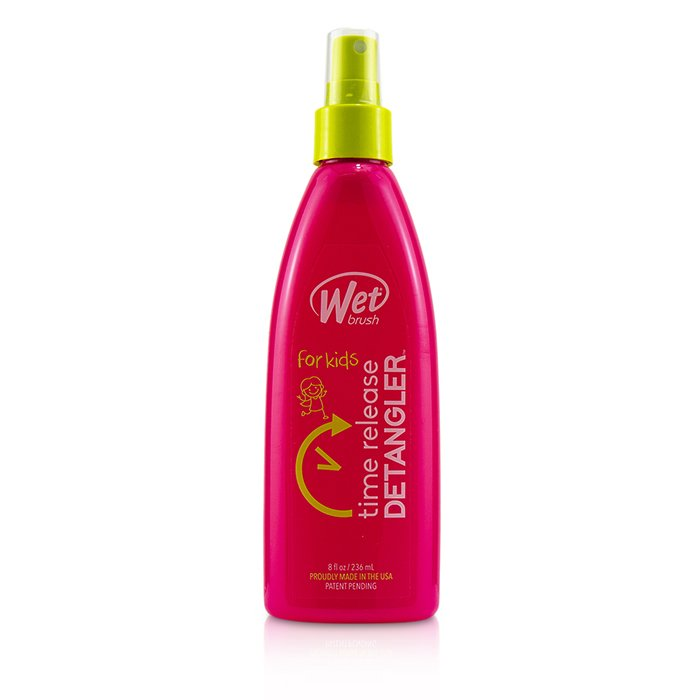 Wet Brush Time Release Detangler - For Kids 236ml