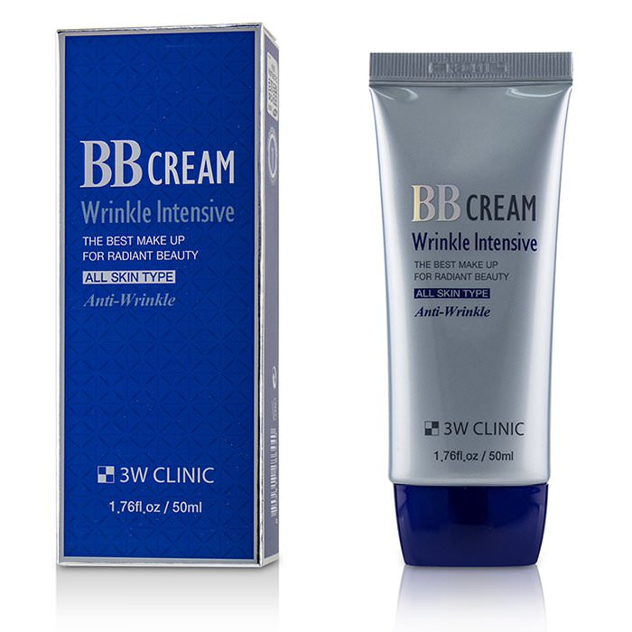 3W Clinic Wrinkle Intensive BB Cream 50ml