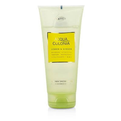 4711 Acqua Colonia Lemon & Ginger Aroma Shower Gel 200ml