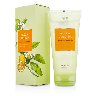 4711 Acqua Colonia Mandarine & Cardamom Aroma Shower Gel 200ml