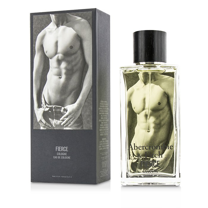 Abercrombie & Fitch Fierce Eau De Cologne Spray 100ml