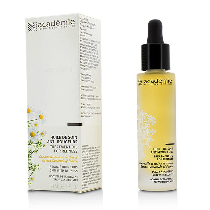 Academie Aromatherapie Treatment Oil - For Redness 30ml