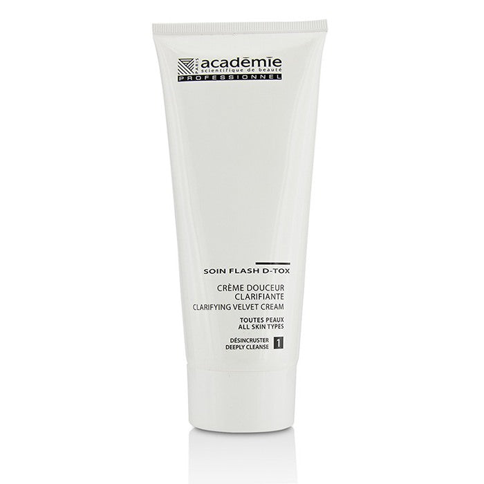 Academie Clarifying Velvet Cream (Salon Size) - For All Skin Types 200ml