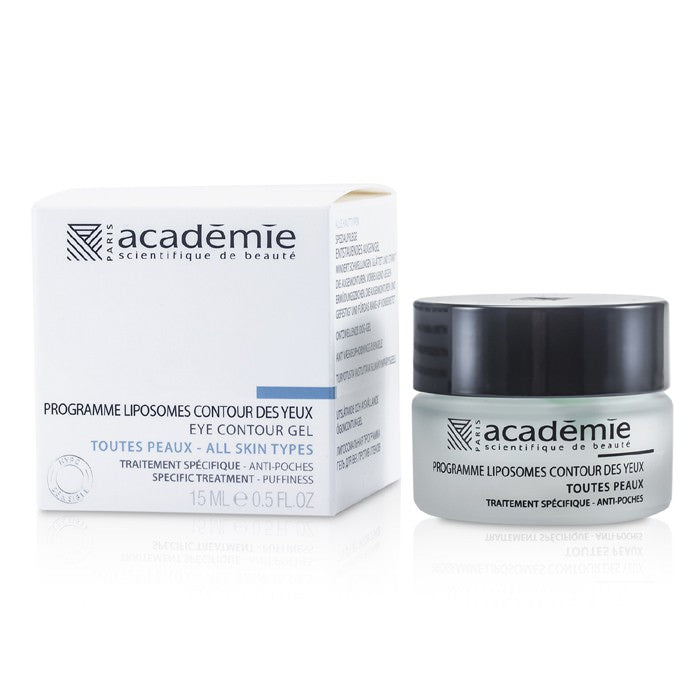 Academie Hypo-Sensible Eye Contour Gel (Puffiness) 15ml