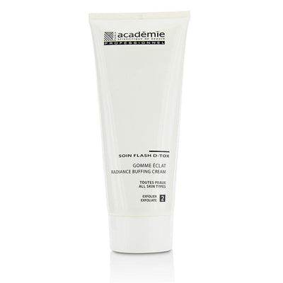 Academie Radiance Buffing Cream (For All Skin Types) 200ml