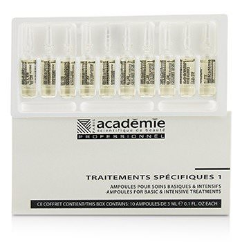 Academie Specific Treatments 1 Ampoules Sea Elastin - Salon Product 10x3ml