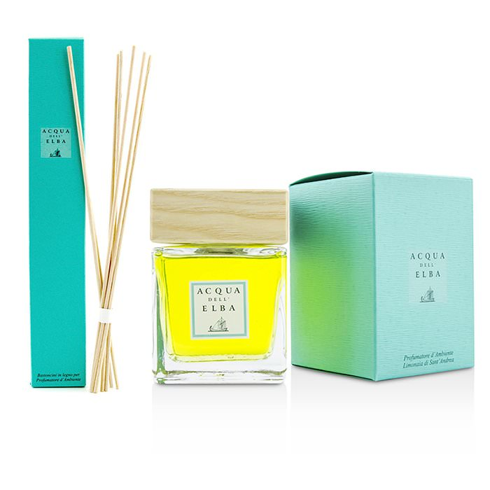Acqua Dell'Elba Home Fragrance Diffuser - Limonaia Di Sant' Andrea 200ml