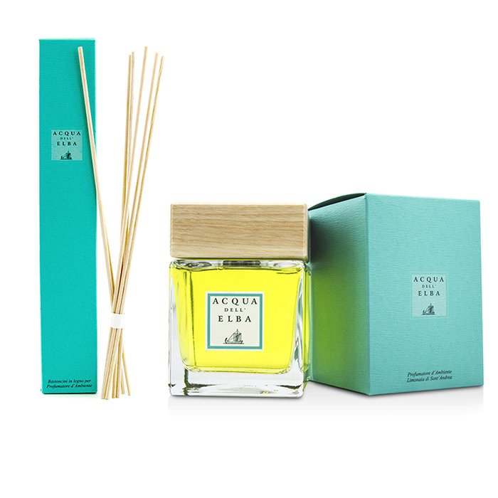Acqua Dell'Elba Home Fragrance Diffuser - Limonaia Di Sant' Andrea 500ml