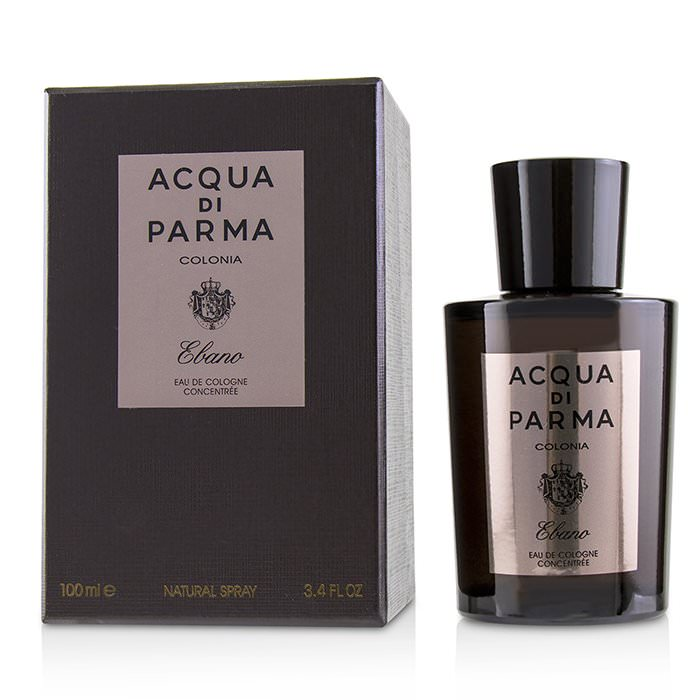 Acqua Di Parma Colonia Ebano Eau De Cologne Concentree Spray 100ml