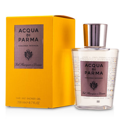 Acqua Di Parma Colonia Intensa Hair & Shower Gel 200ml
