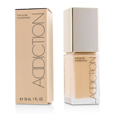 ADDICTION The Glow Foundation SPF 20 - # 002 (Porcelain Rose) 30ml