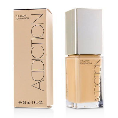 ADDICTION The Glow Foundation SPF 20 - # 009 (Rose Beige) 30ml