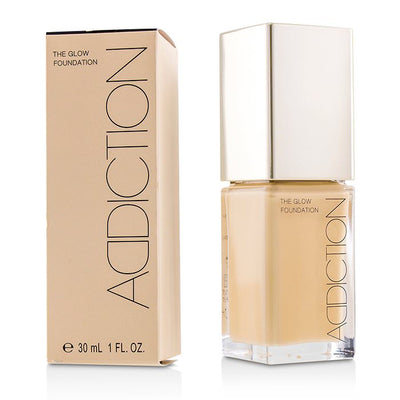 ADDICTION The Glow Foundation SPF 20 - # 010 (Almond Beige) 30ml