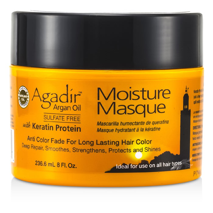 Agadir Argan Oil Moisture Masque (For All Hair Types) 236.6ml