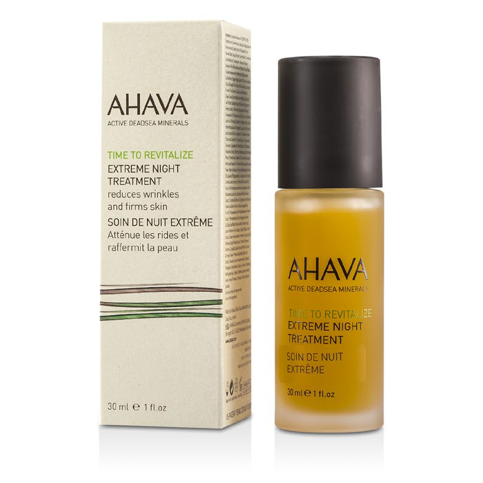 Ahava Time To Revitalize Extreme Night Treatment 30ml