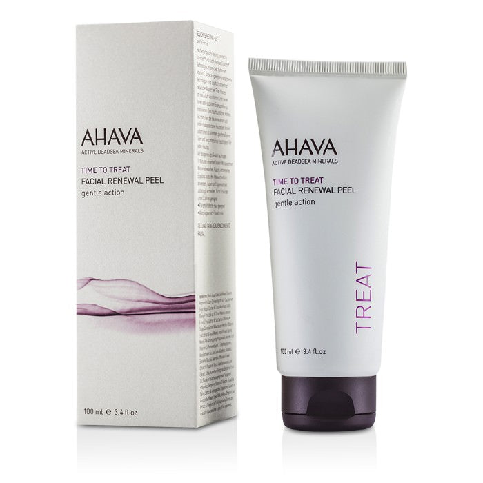 Ahava Time To Treat Facial Renewal Peel 100ml