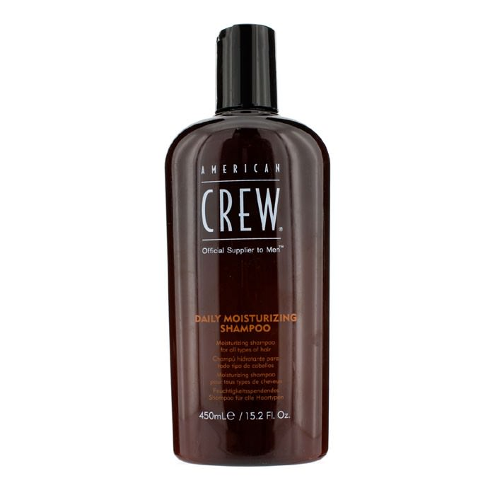 American Crew Men Daily Moisturizing Shampoo (For All Types of Hair) 450ml
