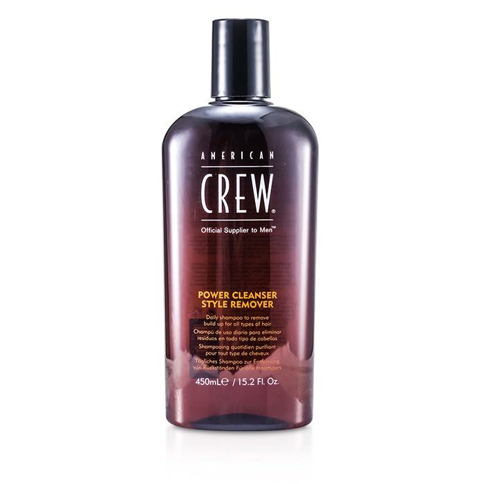 American Crew Men Power Cleanser Style Remover Daily Shampoo (For All Types of Hair) 450ml