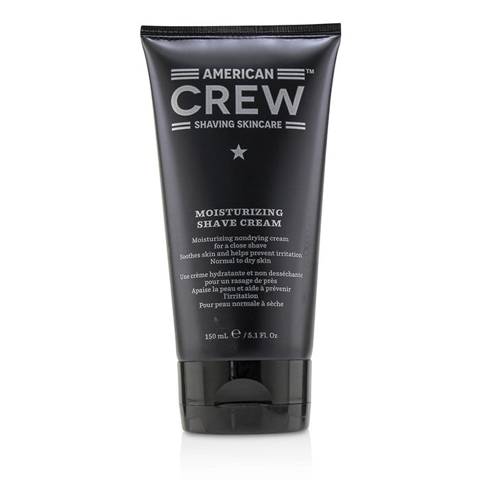American Crew Moisturizing Shave Cream (For Normal To Dry Skin) 150ml