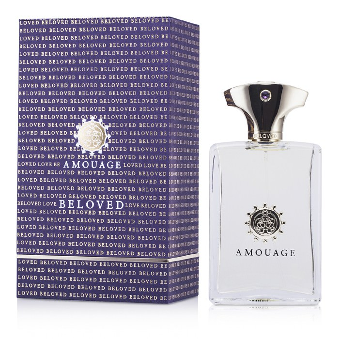 Amouage Mens Beloved Eau De Parfum Spray 100ml