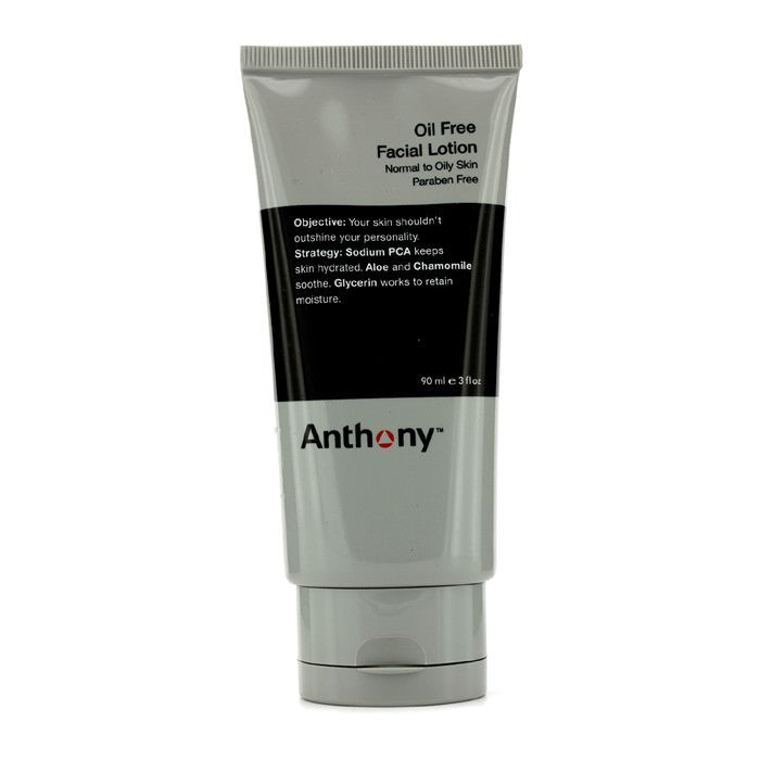 Anthony Logistics For Men Oil Free Facial Lotion (Normal To Oily Skin) 90ml