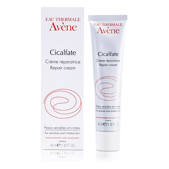 Avene Cicalfate Repair Cream (For Sensitive & Irritated Skin) 40ml