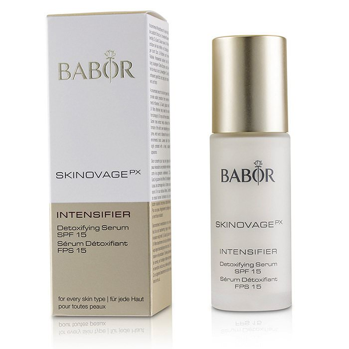 Babor Skinovage PX Intensifier Detoxifying Serum SPF 15 30ml