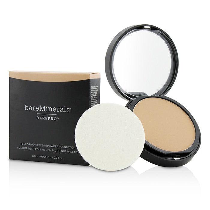 BareMinerals BarePro Performance Wear Powder Foundation - # 10 Cool Beige 10g
