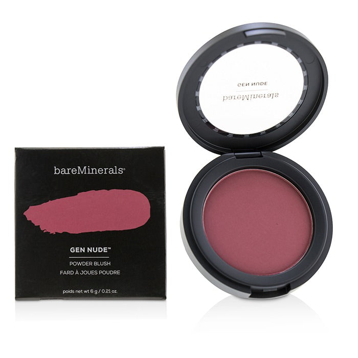 BareMinerals Gen Nude Powder Blush - # You Had Me At Merlot 6g