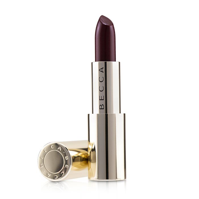 Becca Ultimate Lipstick Love - # Merlot (Cool Red Berry) 3.3g