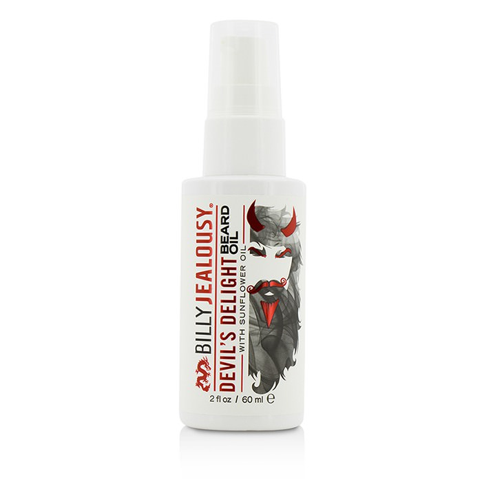 Billy Jealousy Devil's Delight Beard Oil with Sunflower Oil 60ml