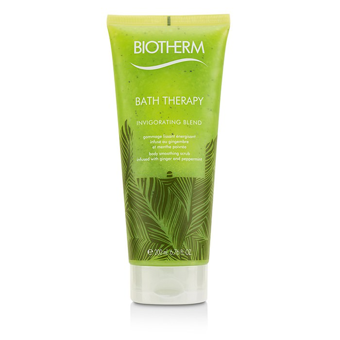 Biotherm Bath Therapy Invigorating Blend Body Smoothing Scrub 200ml