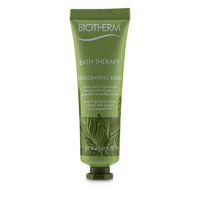 Biotherm Bath Therapy Invigorating Blend Hydrating Hand Cream 30ml