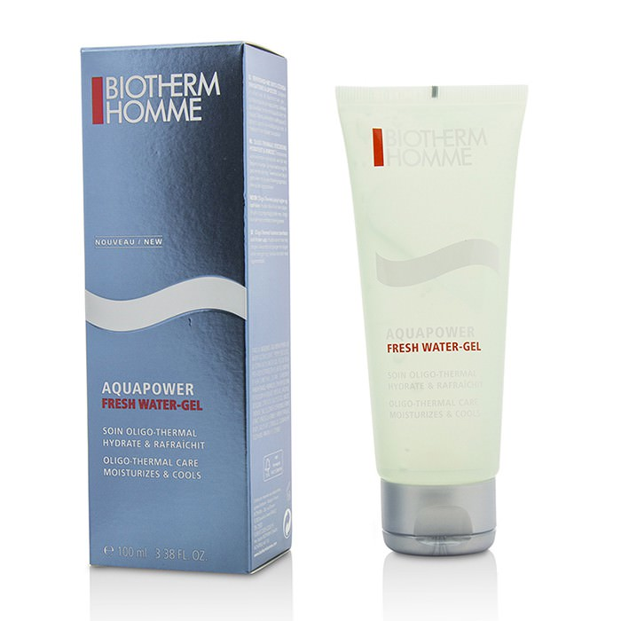 Biotherm Homme Aquapower Fresh Water-Gel 100ml