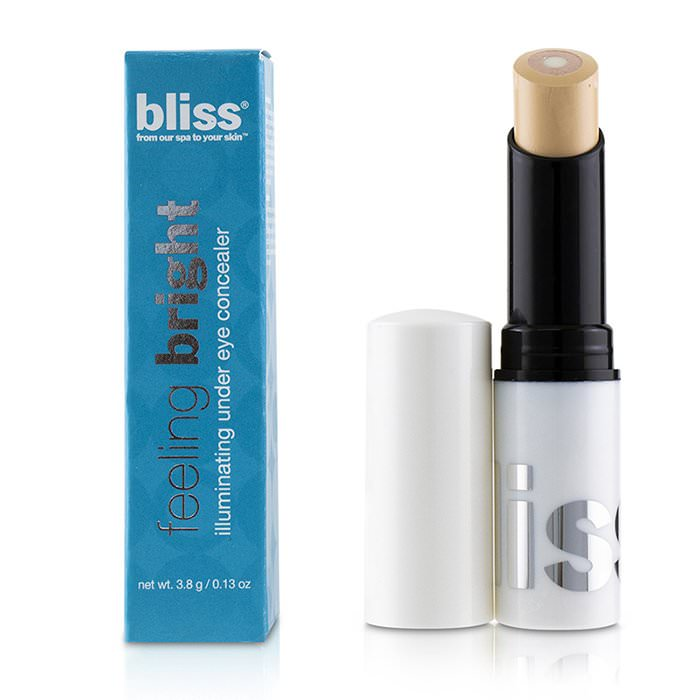 Bliss Feeling Bright Illuminating Under Eye Concealer - # Radiant Ivory 3.8g