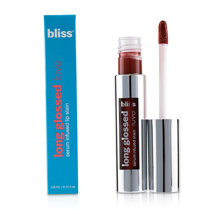 Bliss Long Glossed Love Serum Infused Lip Stain - # Ready For S'more 3.8ml