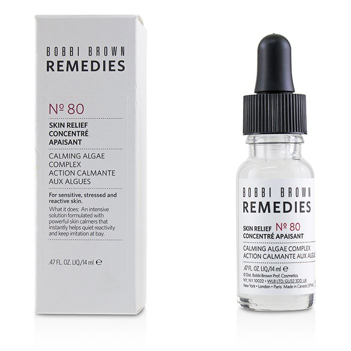 Bobbi Brown Remedies Skin Relief No 80 - For Redness & Irritation 14ml