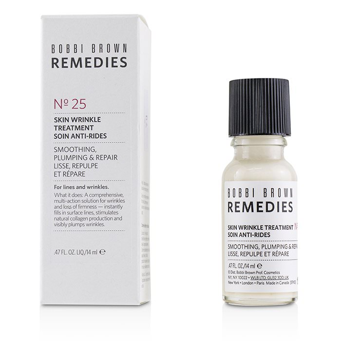 Bobbi Brown Remedies Skin Wrinkle Treatment No 25 - For Lines & Wrinkes 14ml