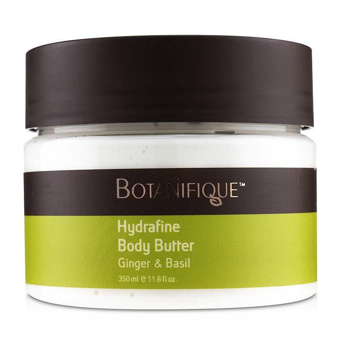 Botanifique Hydrafine Body Butter - Ginger & Basil 350ml