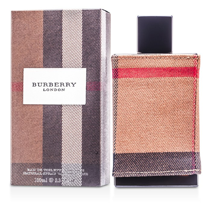 Burberry London Eau De Toilette Spray 100ml