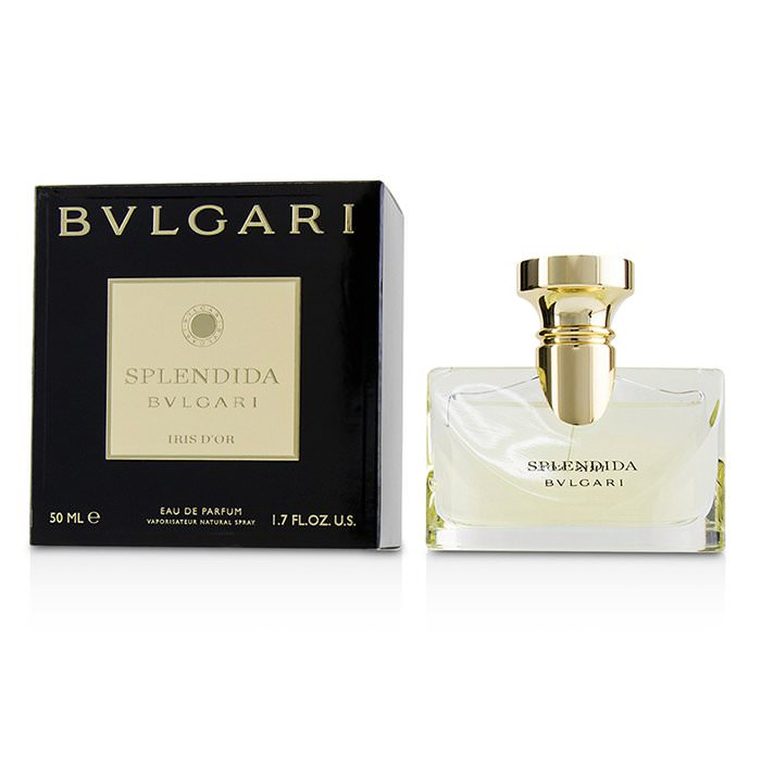 Bvlgari Splendida Iris d'Or Eau De Parfum Spray 50ml